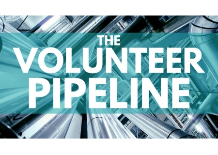 The Volunteer Pipeline ($49)