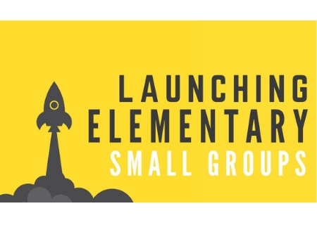 Launching Elementary Small Groups ($59)