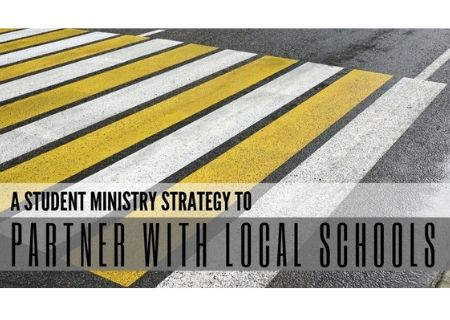 A Student Ministry Strategy to Partner with Local Schools ($49)