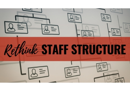 Rethink Staff Structure ($79)