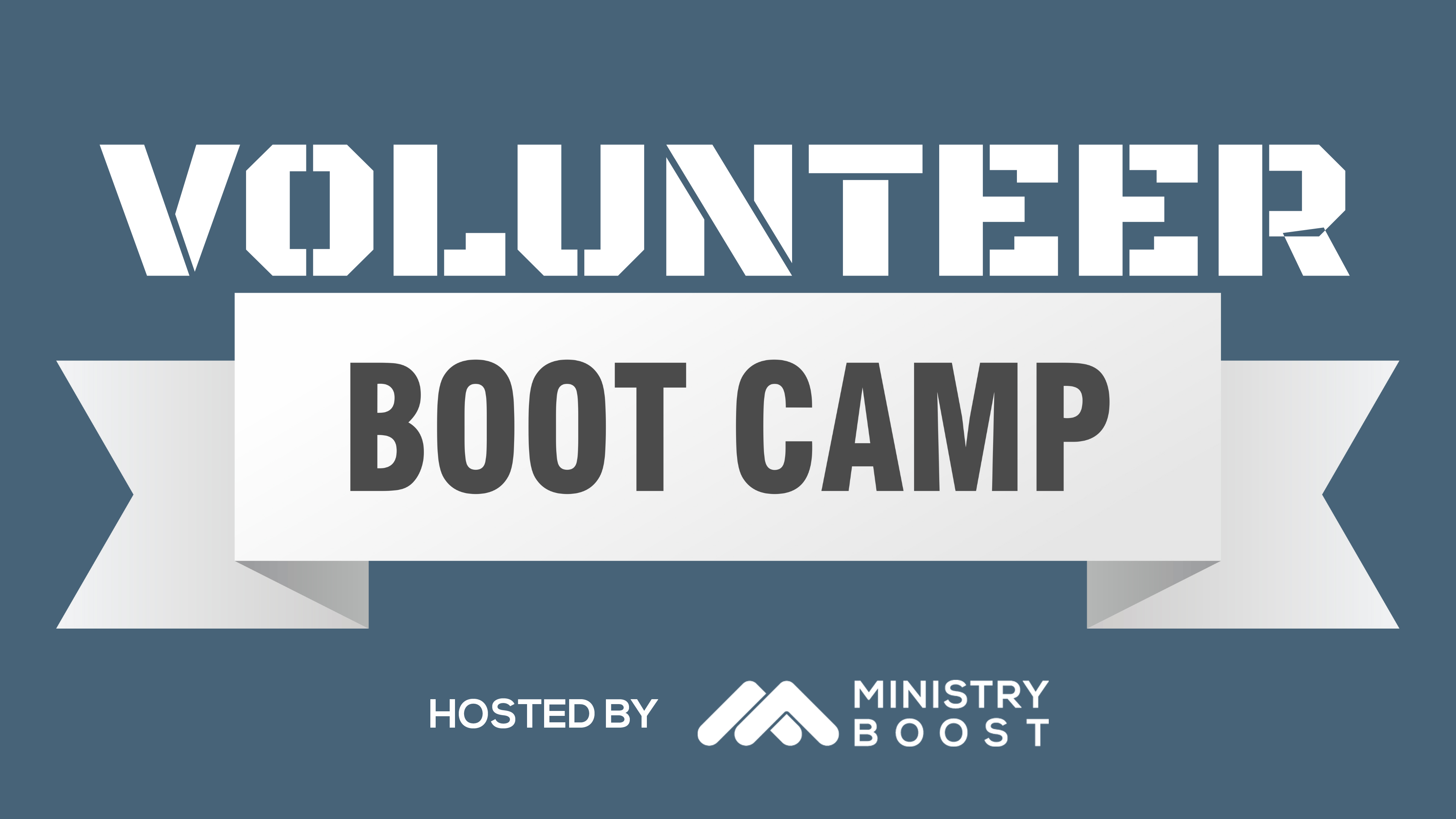 Volunteer Bootcamp Event