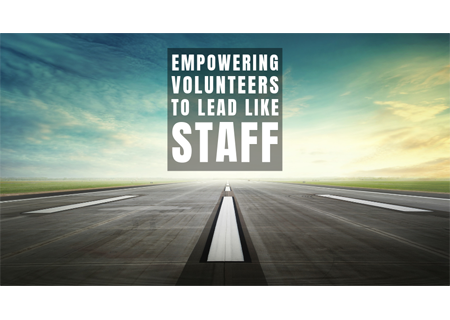 Empowering Volunteers to Lead Like Staff ($49)