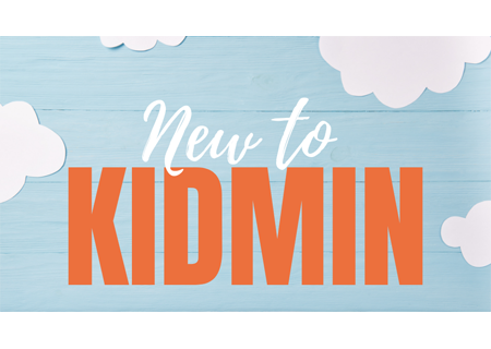 New to Kidmin ($79)